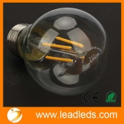 China Leadleds LED Filament Bulb A19, Vinatge Edison Style LED Bulb 4W E27 Soft White 2700k Non-Dimmable, Replace 40W Incandescent Bulb(UPC:701936106766 ) factory